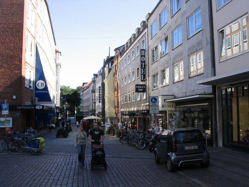 Kiel Dänische Straße
