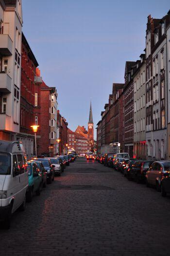 Waitzstraße